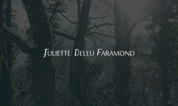 Shooting – Juliette Deleu Faramond