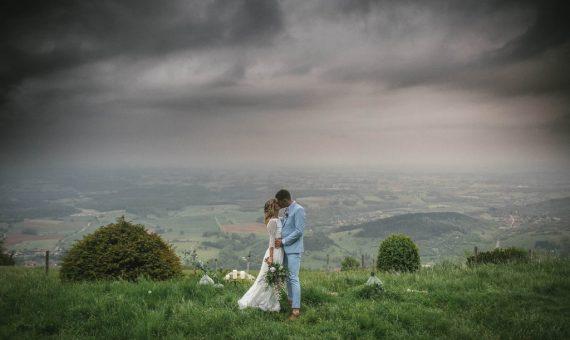 Shooting – Organic Wedding